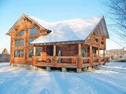 Строим красивые деревянные дома из бревна в Пензе - foto 1