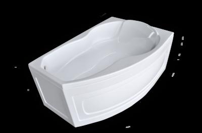 Акриловые ванны оптом - main